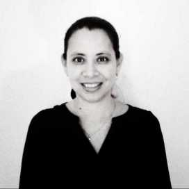 Retrato de Madeleyn Mendoza Márquez