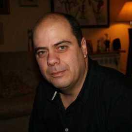 Retrato de Javier García Arevalo