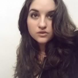 Retrato de Roxana Castillo