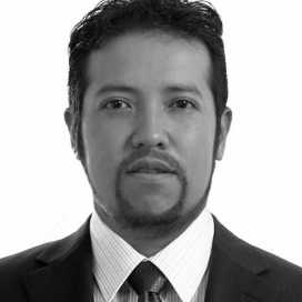 Retrato de Marco Antonio Bonilla Pérez