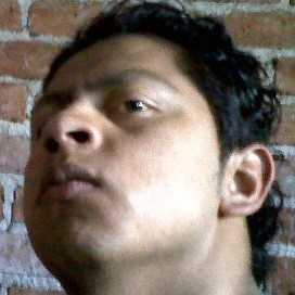 Retrato de Angel Espinoza