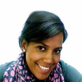 Retrato de Oriana Suarez