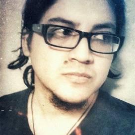 Retrato de Paul Mejia