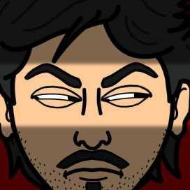 Retrato de Silvio Gustavo
