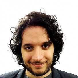Retrato de Joel Alejandro Villarreal Bertoldi
