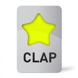 Logotipo de Premios Clap