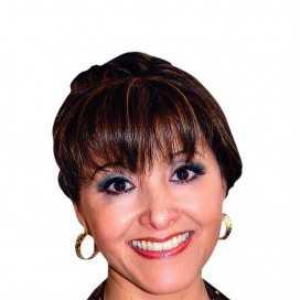 Retrato de Claudia Mena