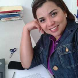 Retrato de Magali Guadalupe Morales Morales