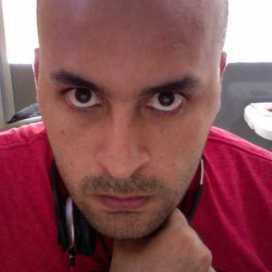 Retrato de Carlos Sanchez