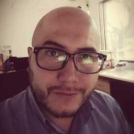 Retrato de Italo Fajardo