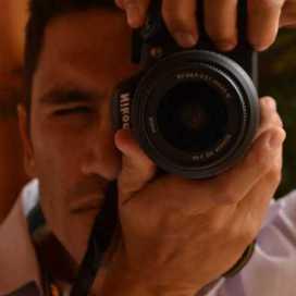 Retrato de Gemberth Figueroa