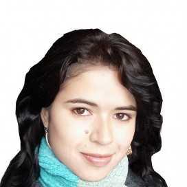 Retrato de Johana Andrea Granados Coca