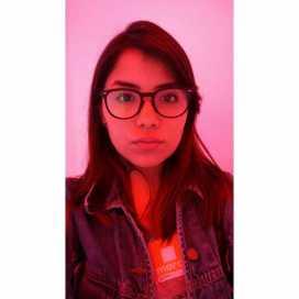 Retrato de Natalia Cruz