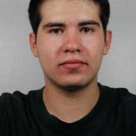 Retrato de Mario Castro