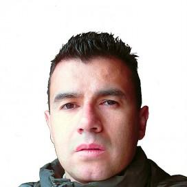 Retrato de Javier Forero