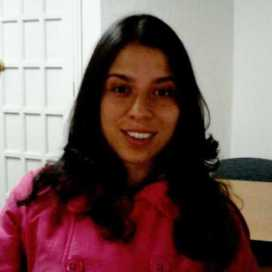 Retrato de María Alejandra Gaitán Alférez