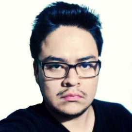 Retrato de Josue Estrada