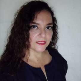 Retrato de Alexandra Ortega Díaz