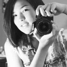 Retrato de Akemi Ndgn