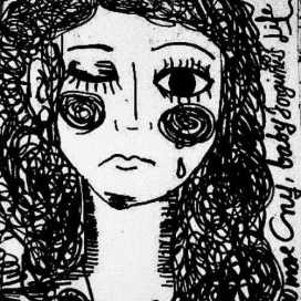 Retrato de Raquel Sabina Pichardo Figueroa