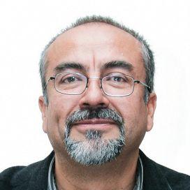 Retrato de Juan Carlos Lazo