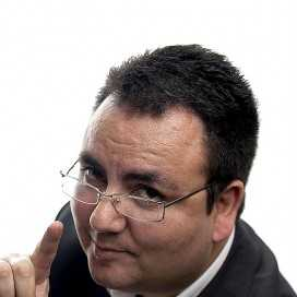 Retrato de Marcelo Alvarez Bravo