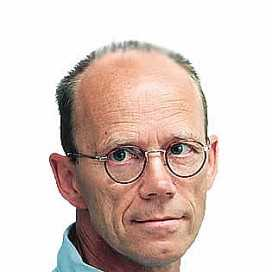 Portrait of Erik Spiekermann