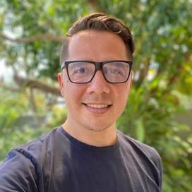 Retrato de Juan Carlos Hernández