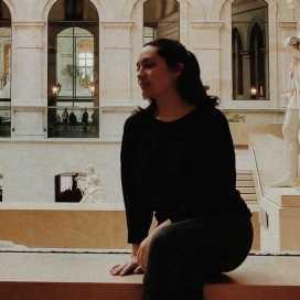Retrato de Juliette Paez