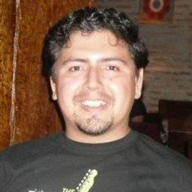 Retrato de Javier Rojas