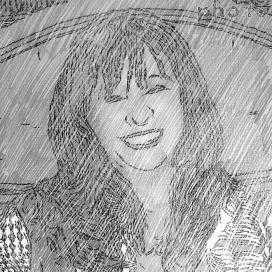 Retrato de Silvia Claisse
