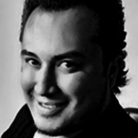 Retrato de Xavier Alejandro Chalco