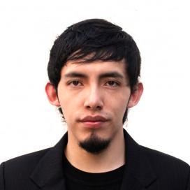Retrato de Armin Castellón