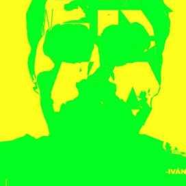 Retrato de Iván Cuevas