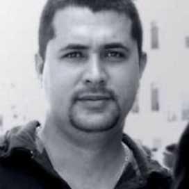 Retrato de Gezer Espinosa