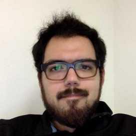 Retrato de Emmanuel Iñigo