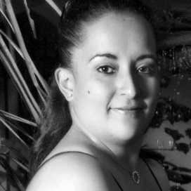 Retrato de Sandra Caravantes