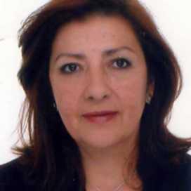 Retrato de Luz Helena Ballestas