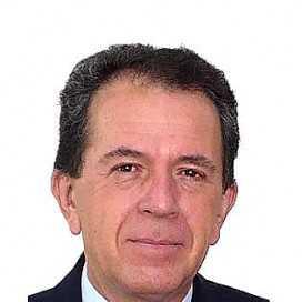 Retrato de Jorge Luis García Fabela