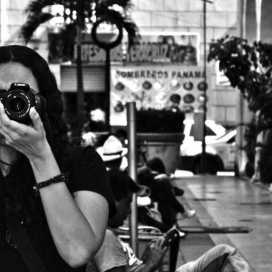 Retrato de Leticia De la Cruz