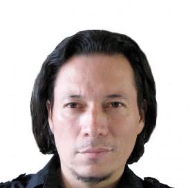 Retrato de Jaime Vega