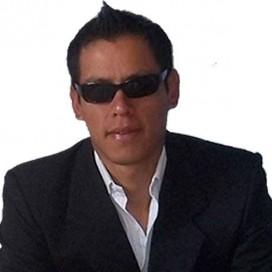 Retrato de Carlitos Pilco