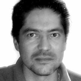 Retrato de Jorge Hernández Rentería