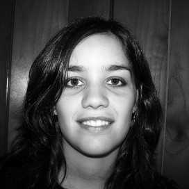 Retrato de Carolina Moine