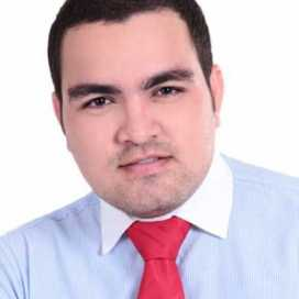 Retrato de Mario Vásquez