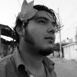 Retrato de Sergio Medina
