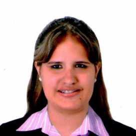 Retrato de Carolina Velez Velez