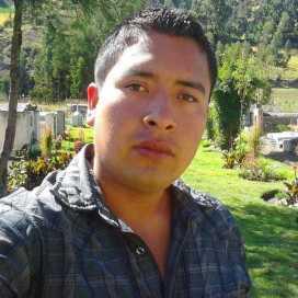Retrato de Jhon Maycol Andres Espinoza