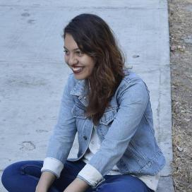 Retrato de Cinthia Cárdenas