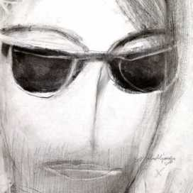 Retrato de Emilio Flores Orozco